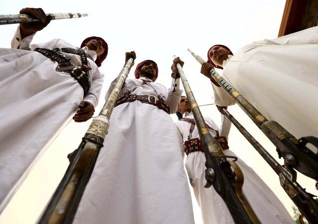 Des saoudiens