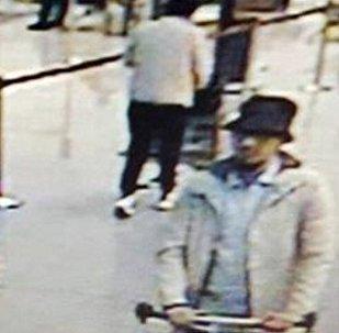 Auteurs des attentats de Bruxelles