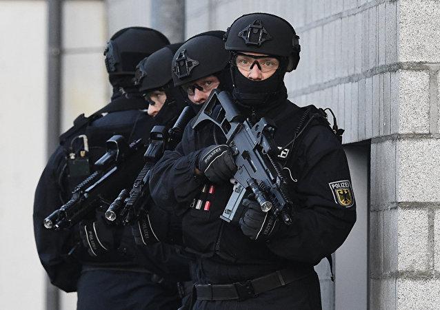 L'unité anti-terroriste allemande