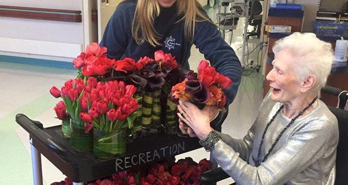L'activité de Repeat Roses