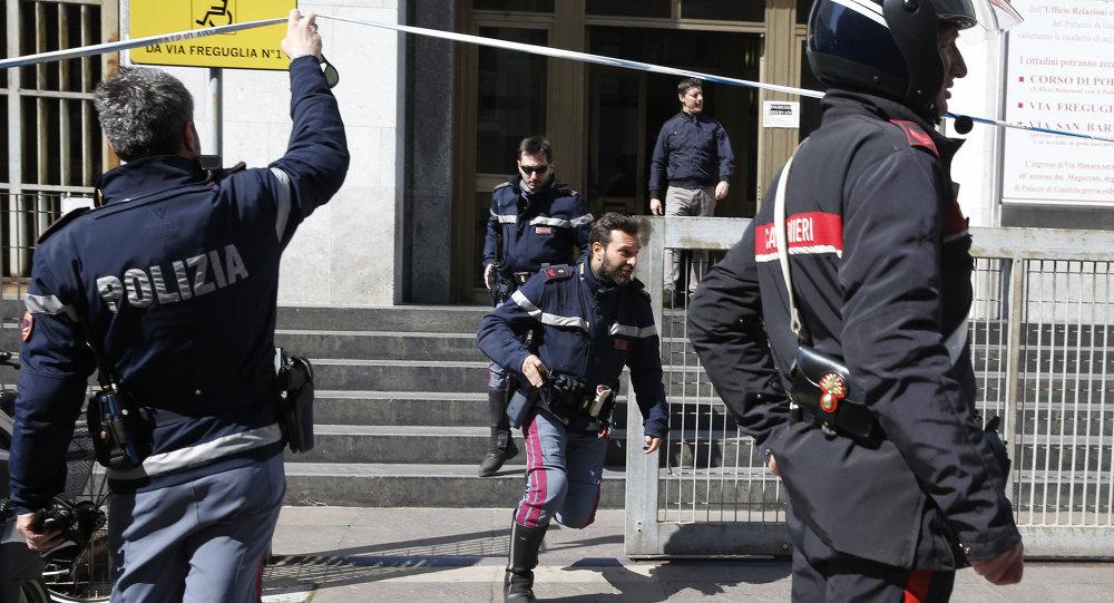 Un Algérien lié aux attentats de Paris et Bruxelles arrêté en Italie