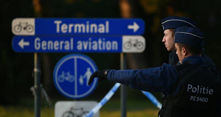 Police de l'aéroport international de Bruxelles