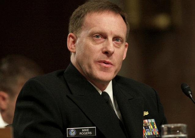 L'amiral Michael Rogers, patron de la NSA