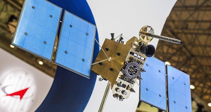 satellite russe