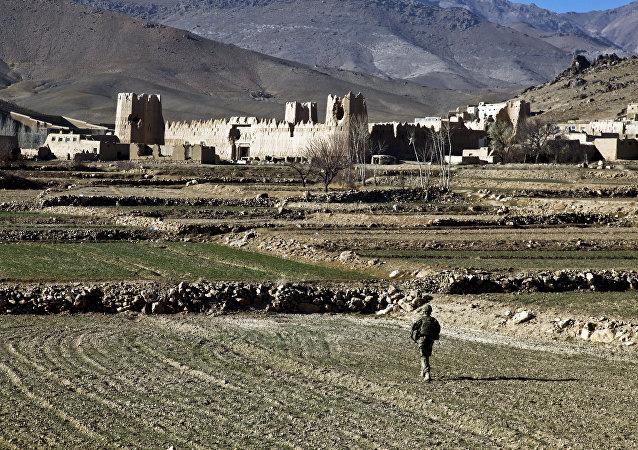 militaire américaine en Afghanistan