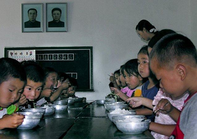 Pyongyang appelle ses citoyens à se préparer à la famine