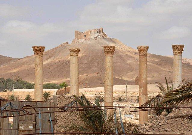 Citadelle de Palmyre