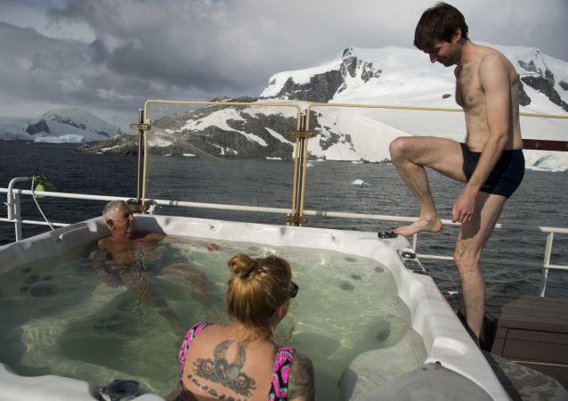 Un voyage en Antarctique