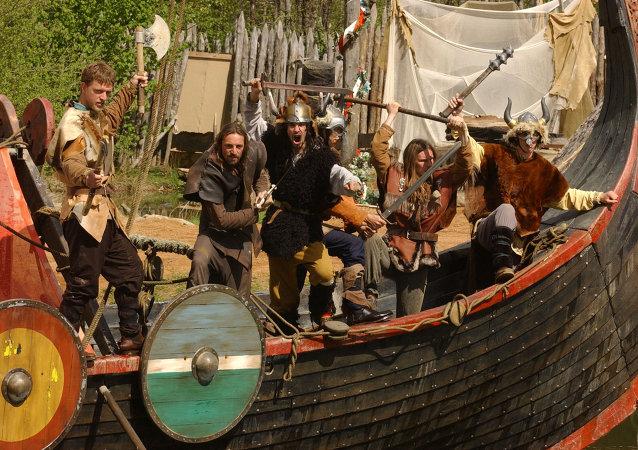 Vikings, reconstruction historique