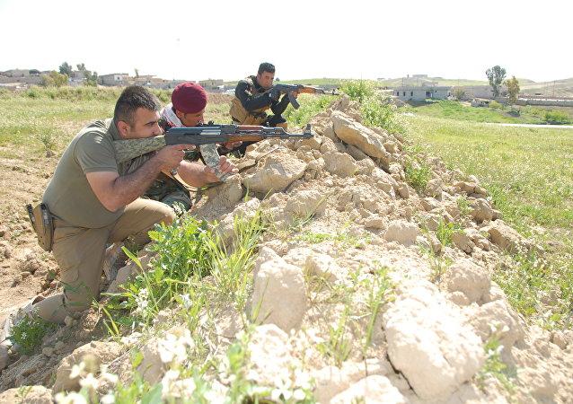 Peshmergas