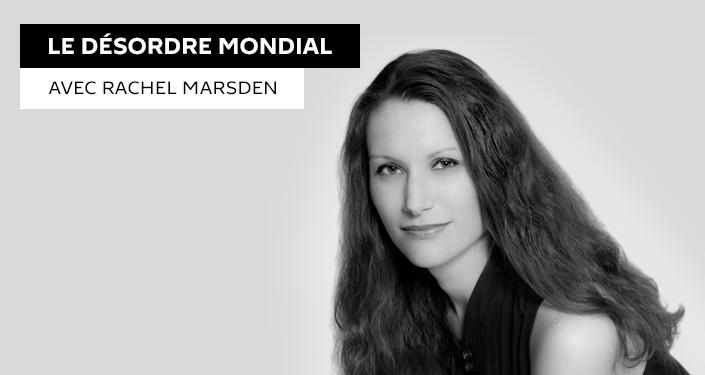 Le Désordre mondial avec Rachel Marsden
