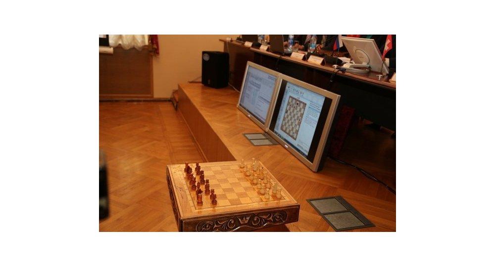 Tournoi d'échecs entre détenus: la Russie bat la Suisse