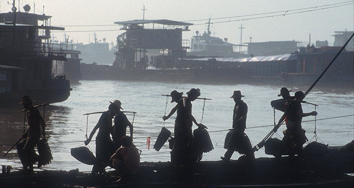 port de Qingdao