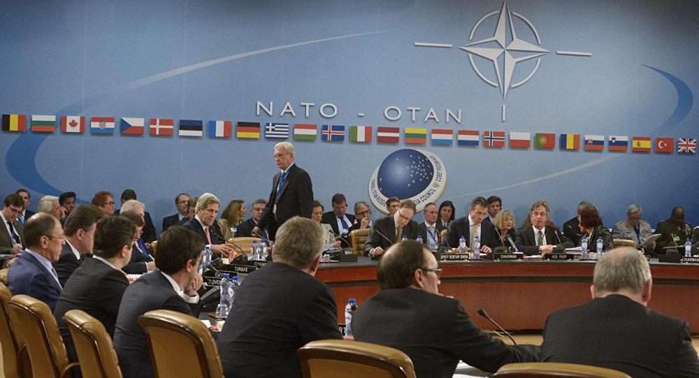 Une session du Conseil Russie-Otan à Bruxelles