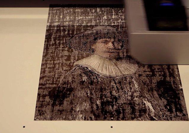 Le Prochain Rembrandt
