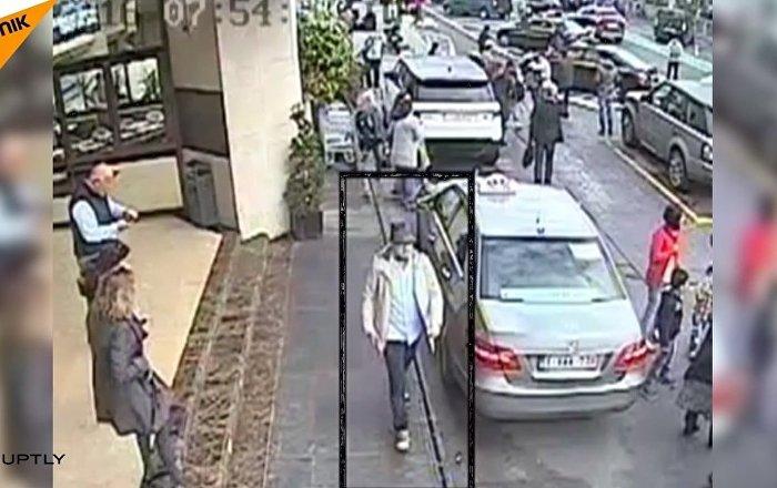 Homme recherche attentat