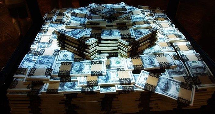 Des dollars US