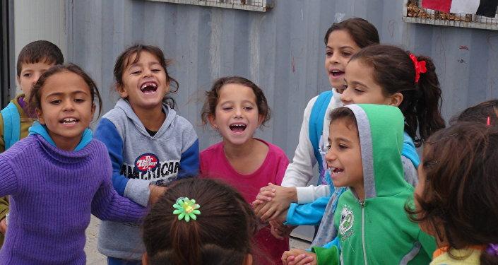 Après la libération de Palmyre, les habitants rentrent lentement chez eux