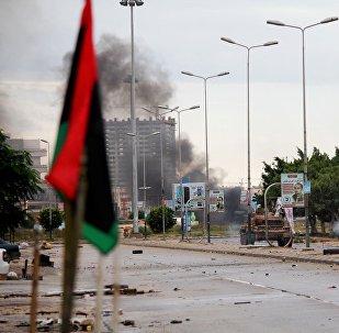 Situation en Libye. Archive photo