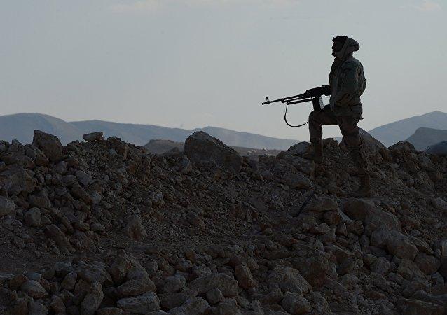 L'armée syrienne