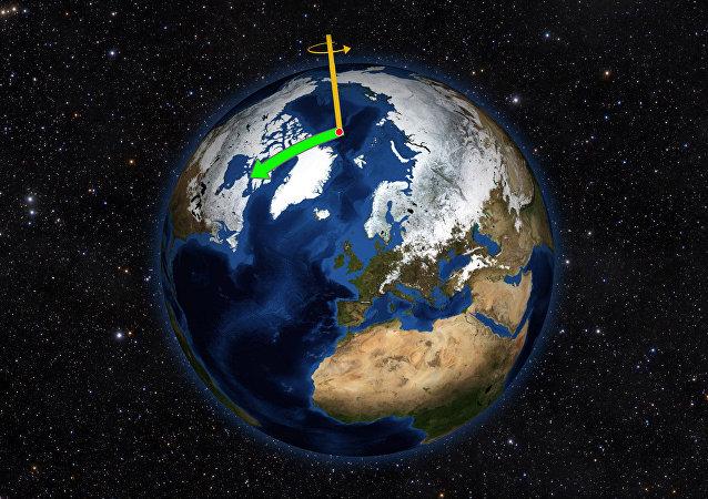 L'activité humaine ébranle l'axe de rotation de la Terre