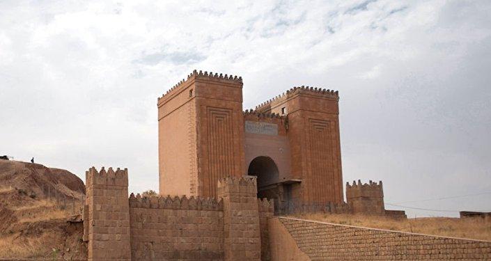 La porte Mashki