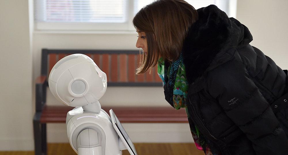 Le robot Pepper
