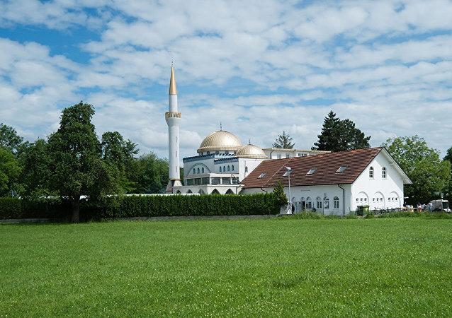 Mosquée de Friedrichshafen