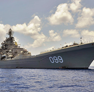 Le croiseur Pierre le Grand (classe Kirov)