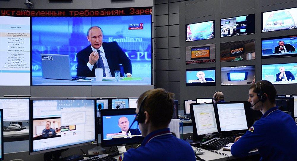 Ligne directe de Poutine