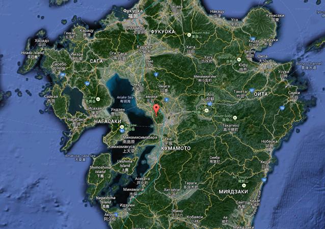 Séisme au Japon: un mort et une dizaine de bâtiments détruits