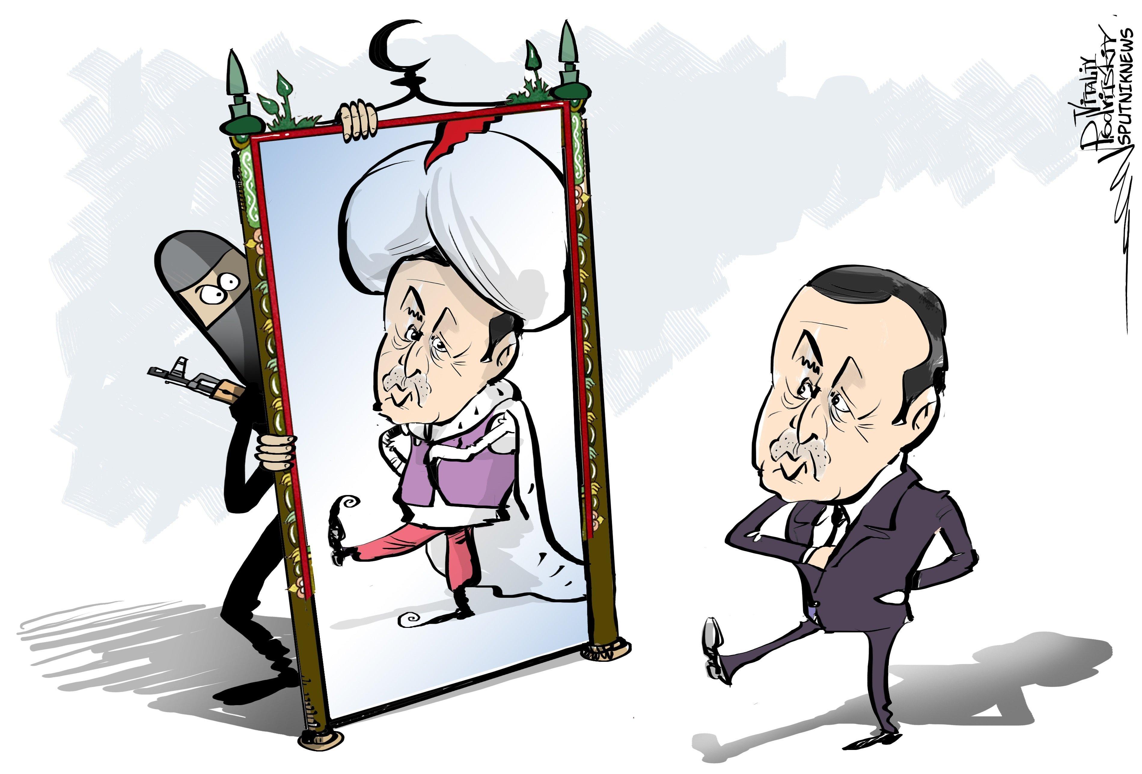 La Turquie ressemble de plus en plus à une monarchie du Golfe