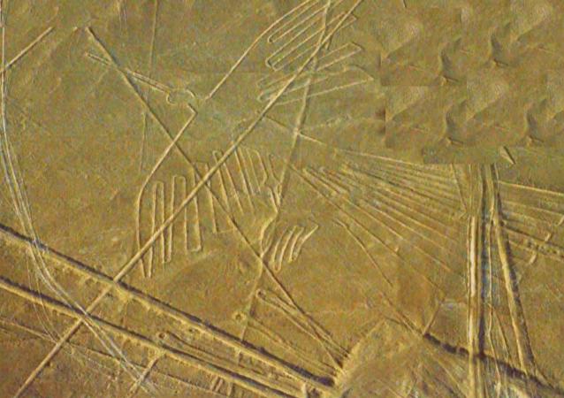 Le mystère des  lignes de Nazca