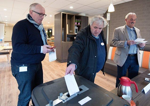 Le référendum aux Pays-Bas sur l'accord entre l'UE et l'Ukraine
