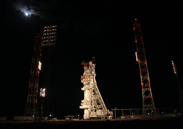 Proton-M avec le satellite russe Express (archives)