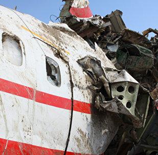Crash de l'avion de Kaczyński