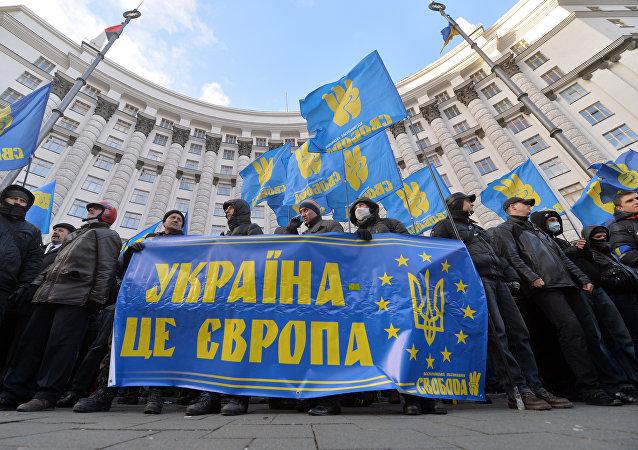 L'Ukraine c'est l'Europe