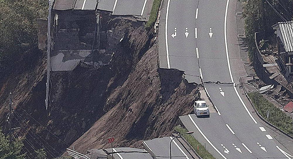 Conséquences d'un séisme au Japon