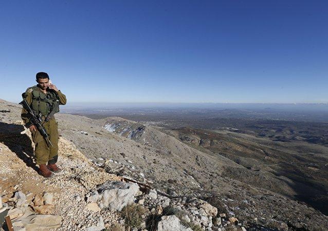 soldat israelien
