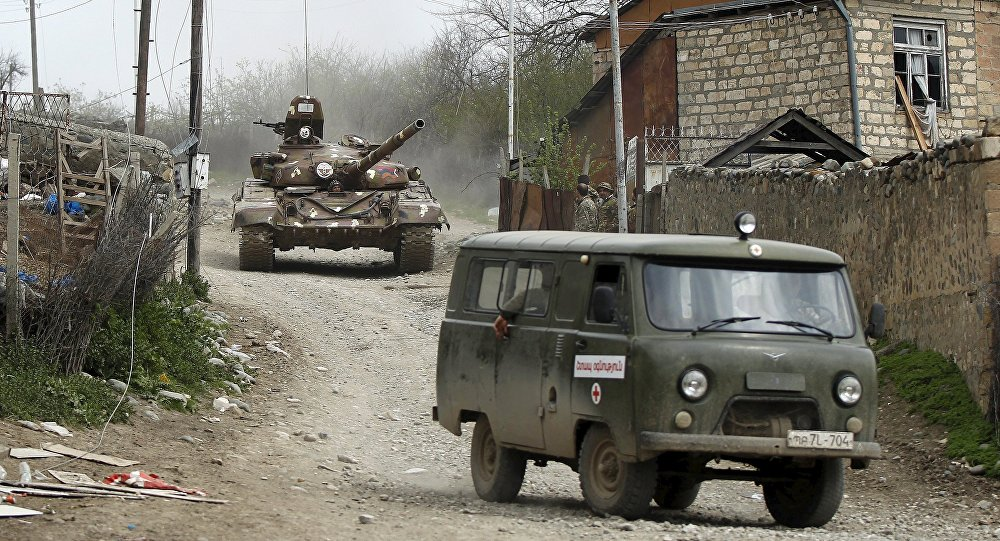 Haut-Karabakh: l'influence positive de Moscou saluée