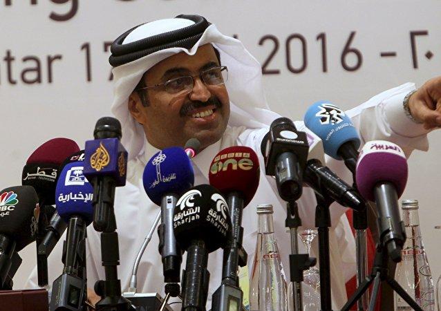 Ministre qatari de l'Energie Mohammed al-Sada