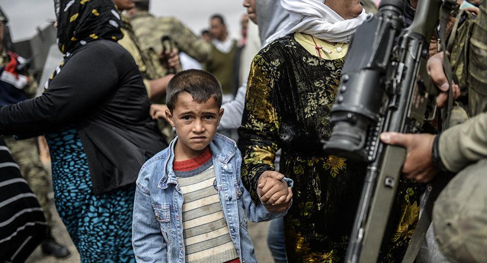 Des militaires turcs abattent des enfants tentant de fuir la Syrie