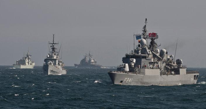 Face à l'agression russe, Kiev rêve de créer une flotte de l'Otan en mer Noire