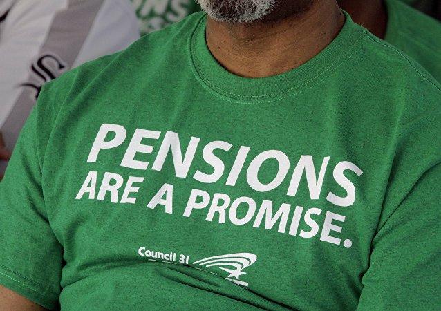USA: les fonds de pension à court d'argent