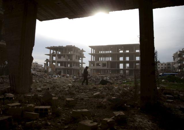 La rupture du dialogue sur la Syrie, «un faux semblant» US