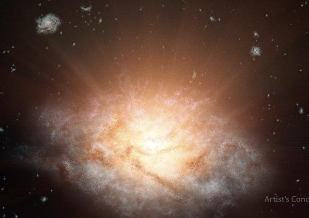 La mort de l'Univers enfin en vidéo!