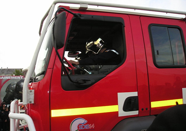 Sapeurs-pompiers français