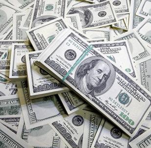 Les dollars US