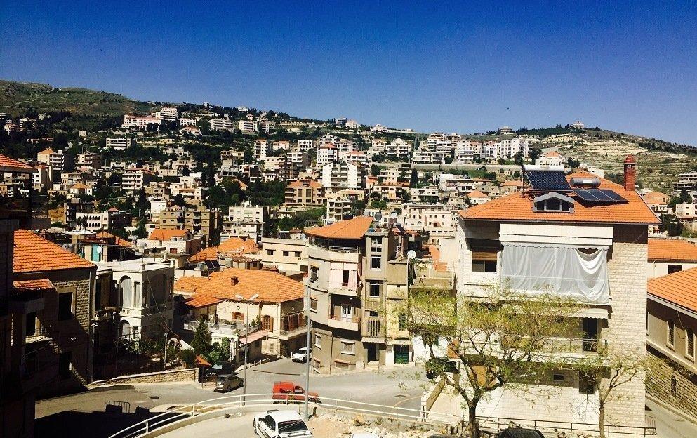 La cité de Zahlé