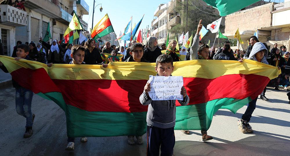 La Russie veut les Kurdes aux négociations de paix à Genève